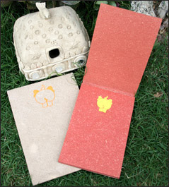 Elephant Poo Paper Stationery from Haathi Chaap