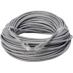 Lorex - Extension Cable Series 98' Cat-5e Ethernet Cable - Gray