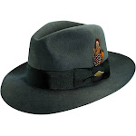 Stacy Adams Men's Felt Fedora