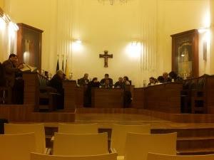 consiglio comunale castellammare
