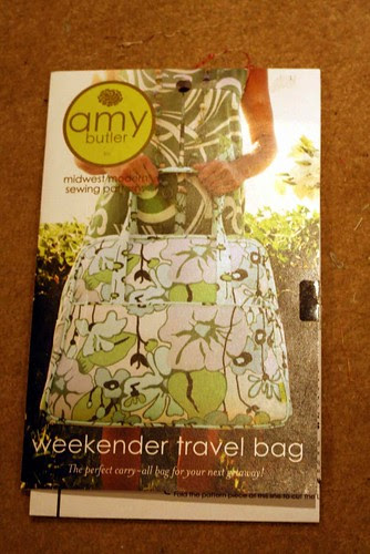 I may need a weekend away just for reading the pattern...