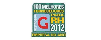 10 melhores fornecedores para RH
