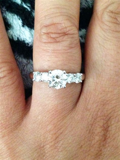 My five stone engagement ring ?   Engagement Rings