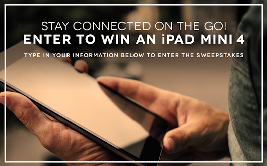 Stay Connected on the Go with Your Brand New iPad mini. | TheJobNetwork