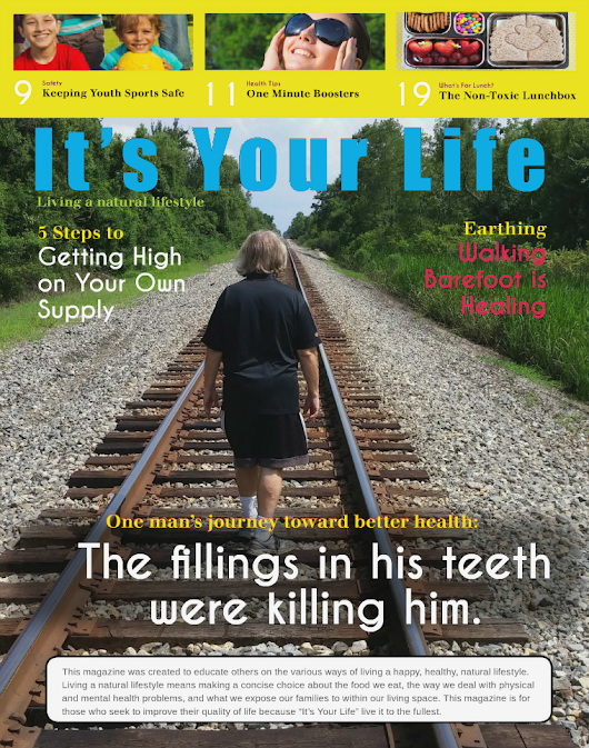 Keeping Youth Sports Safe - It's Your Life Magazine Aug/Sept 2015 - Forty By Forty Fitness