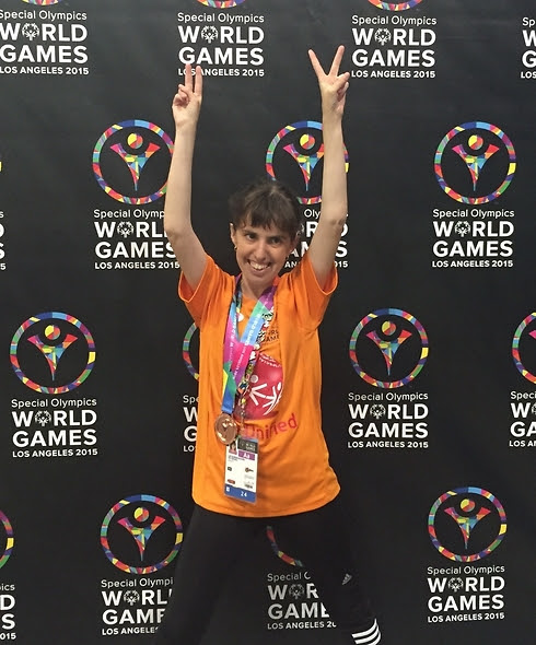Israel's Special Olympics teams come home with 61 medals
