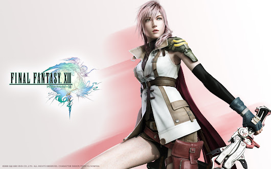 Rambling Commentary on Final Fantasy XIII