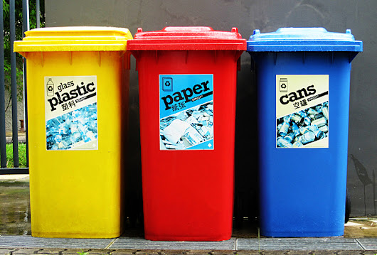 3 Simple Steps to Recycle Efficiently
