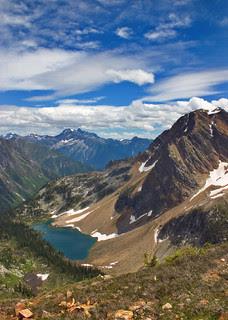 Jade Lake Pass