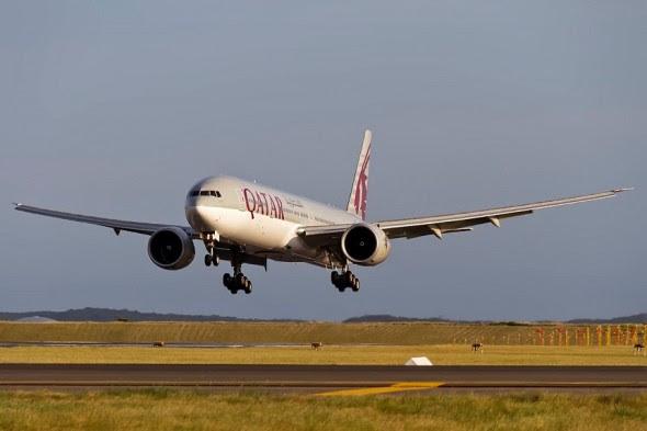 Διαγωνισμός Qatar Airways με δώρο 2 εισιτήρια μετ' επιστροφής