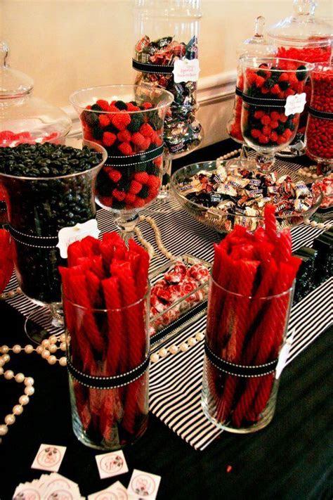 fun casino party theme food ideas  casino night food