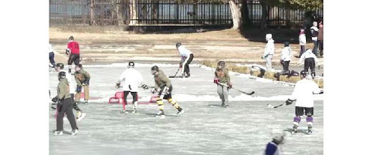 Roster for Binghamton Pond Hockey Event Filling Up Fast