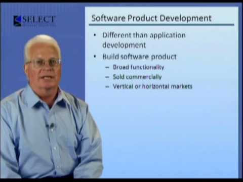 Commercial Software Product Development