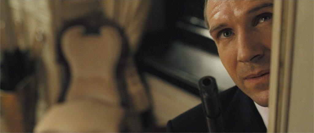 """Ralph Fiennes dans """"Bons baisers de Bruges"""""""
