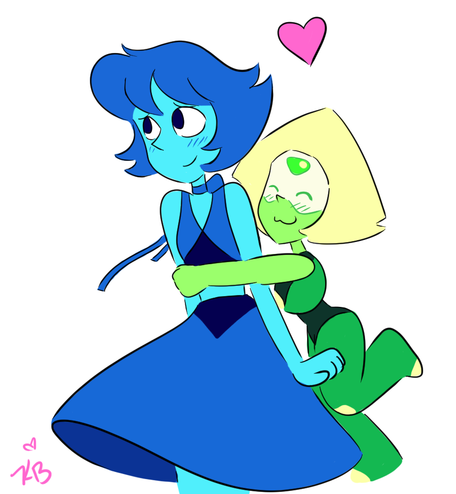I'm not sure how Peridot's just floating there, but I'm kind of taking a break from backgrounds rn.