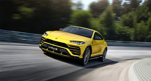 Lamborghini Urus and the French Riviera: A Perfect Match - JustAGuyThing.com