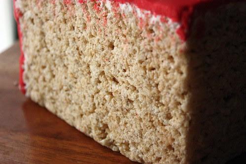 lego cake sides