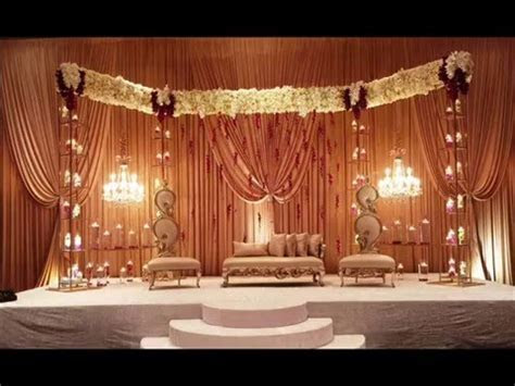 Muslim Wedding Decorations Ideas   YouTube