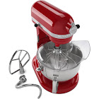 KitchenAid Professional 600 KP26M1X Bowl-Lift Stand Mixer - Empire Red