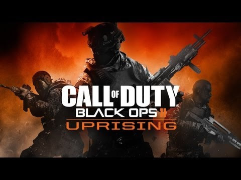 Uprising Dlc Map Pack Preview Official Call Of Duty