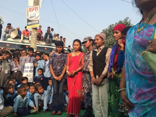 The Fight Against Human Trafficking: A Visit to the Indian Border with Maiti Nepal - The Travel Word
