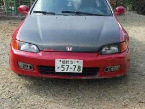 860 Civic Coupe Rojo Gratis