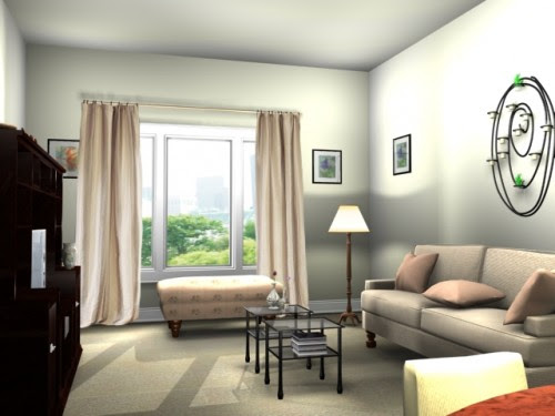 Interior Home: Elegant Most Beautiful Interior Designs For Living
