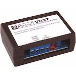 Altronix Plastic Power Conversion 24V Ac/Dc- 12VDC@.5A Terminal VR2T