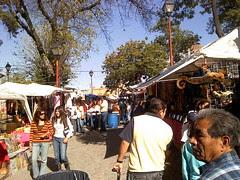 Tianguis de analco, Puebla