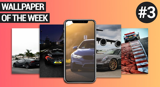 Wallpaper of the week #3 – CarsCeption Actualité Automobile