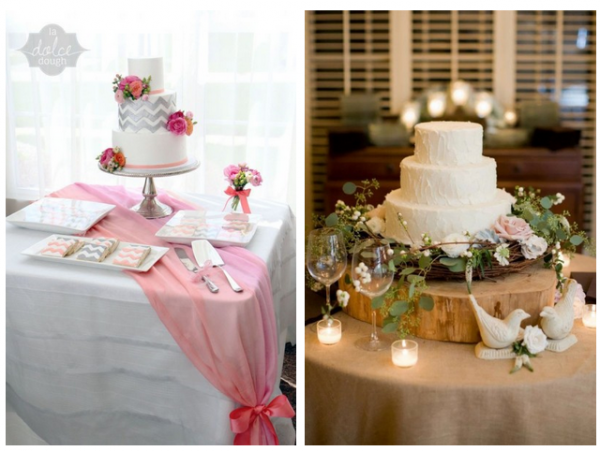 Top 5 Wedding Cake Display Tips Cakecentralcom