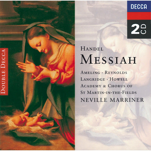 Handel: Messiah - Academy of St Martin in the Fields