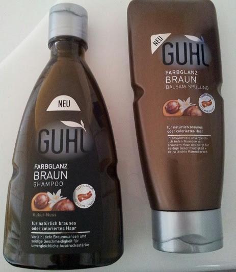 Blog Guhl Farbglanz Braun Shampoo Und Spülung