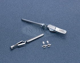Surgical Clips And Clamps Roboz Surgical Instrument Co