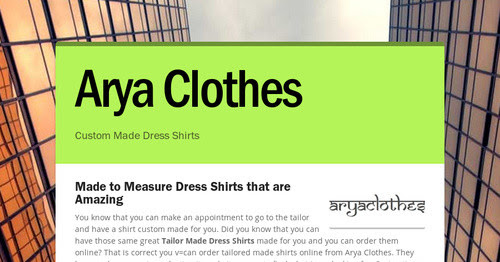 Arya Clothes