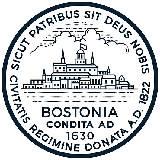 Brand New: New Logo and Identity for City of Boston by IDEO