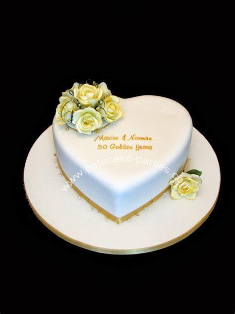 Pat a Cake Parties: Golden Wedding Anniversary