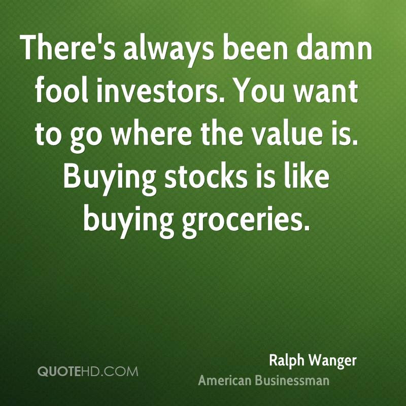 Ralph Wanger Quotes Quotehd