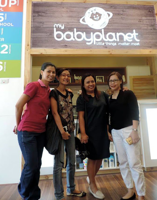 My Baby Planet Store: A One Stop Shop for Everything Baby - Mommy Levy