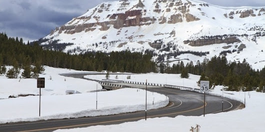 Beartooth Highway Scheduled to Open As Planned Next Friday