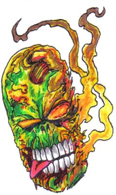 Demonic Art