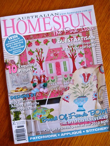 Homespun mag