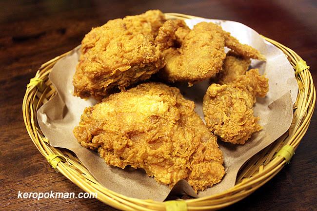 Chicken Up Fried Chicken