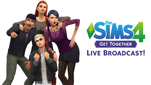 The Sims 4 Get Together: Live Broadcast - Sims Community