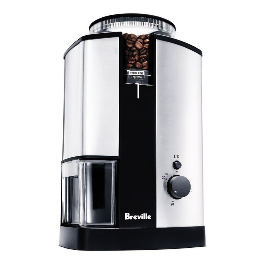 breville coffee grinder pro review