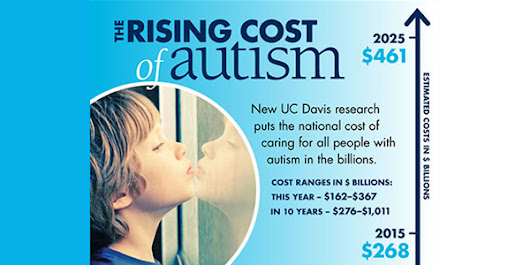 The Rising Cost of Autism