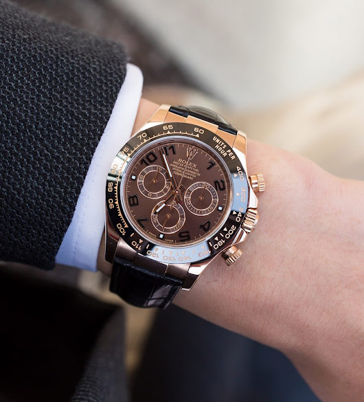 The Other Ceramic Rolex Daytona: The Ref. 116515LN