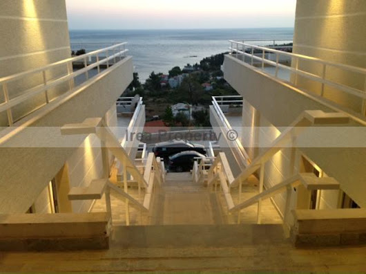 Villa apartment for sale in Dhermi beach Albania
