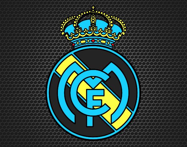 escudo del real madrid c