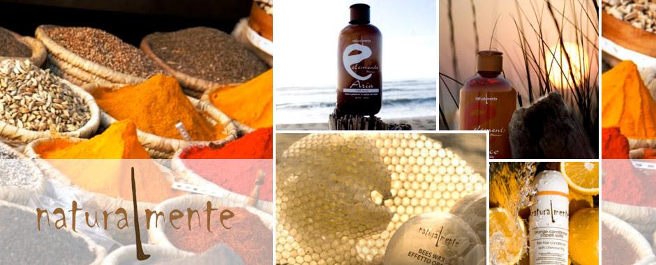 naturalmente prodotti per capelli - CosmeticBio vendita prodotti biologici by Naturalmente